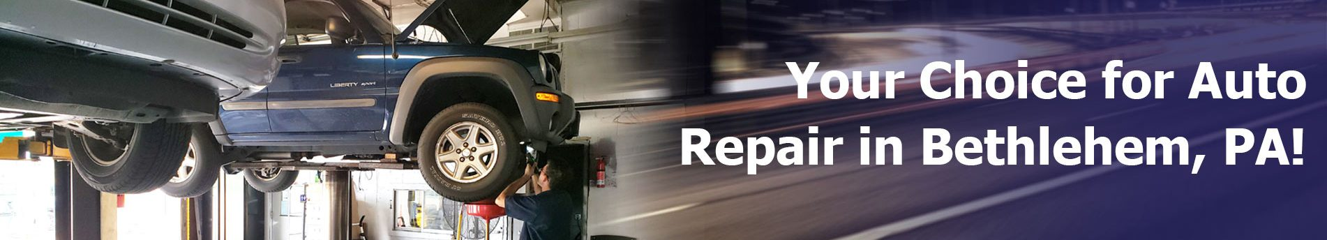 auto repair in bethlehem pa